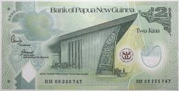 Papouasie-Nouvelle Guinée - 2 Kina - 2008 - PICK 35 - NEUF - Papua Nueva Guinea
