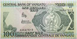 Vanuatu - 100 Vatu - 1982 - PICK 1a - NEUF - Vanuatu