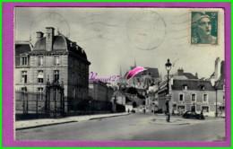 CPA - 56 - VANNES - La Place De La Préfecture - Vannes