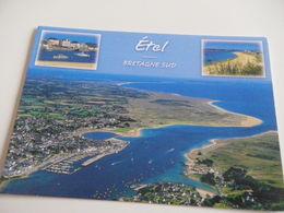 MORBIHAN - ETEL - Circulée 2012 - Timbre Nancy Majorelle - Etel