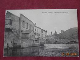 CPA - Régny - Vieux Pont-sur-Rhins - France