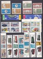 DDR - 1960/81 - Zusammendrucke - Sammlung - Gest./Postfrisch - DDR