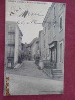 CPA - Régny - Rue De La République - Autres Communes