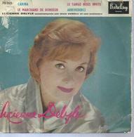 "45 Tours EP - LUCIENNE DELYLE  - BARCLAY 70296 - "" CARINA "" + 3 - Vinyl-Schallplatten"