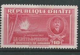 Haiti   Yvert N°      291   Oblitéré     -   Ai28805 - Haití