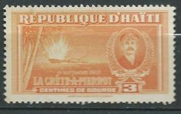 Haiti   Yvert N°      289   * -   Ai28807 - Haití