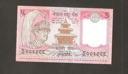 NEPAL 5 R - Nepal