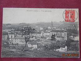 CPA - Régny - Vue Générale - Autres Communes