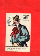 G2304 - Illustrateur GRIFF - Choisir Une Femme C'est Difficile - Griff