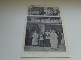 """Origineel Knipsel ( 2188 ) Uit Tijdschrift """" Ons Volk """"  1928 :    Grimbergen - Old Paper"""