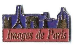 75 - V228 -  PARIS - IMAGES DE PARIS - Verso  STARPINS - Cities