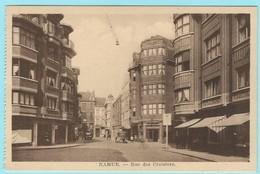 1828 - BELGIE - NAMEN - NAMUR - RUE DES CROISIERS - Namur