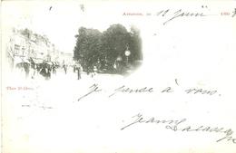 Place Saint-Denis - Précurseur Exceptionnelle - Voyagée En 1898 - TBE - Amiens