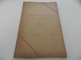 Monnaies  Antiques   6 Juin  1900   Rue  Drouot   Vente  Aux Encheres   Publiques - Boeken & Software
