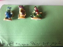 Fèves Lot Les Petits Animaux - Dibujos Animados