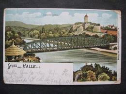 - AK Halle 1913 - Halle (Saale)