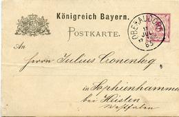 (Lo4095) Altdeutschland Ganzs.Bayern St. Oberaudorf N. Bei Hüsten - Germany