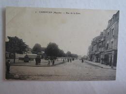 [50] Manche > Carentan Rue De La Gare - Carentan