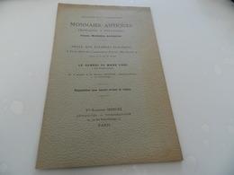 Monnaies  Antiques   10  Mars  1900  Rue  Drouot   Vente  Aux Encheres   Publiques - Livres & Logiciels