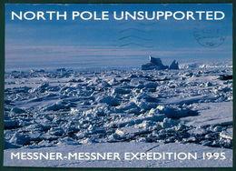 Spedizione Polo Nord  Messner 1995 FG SP26 - Italien
