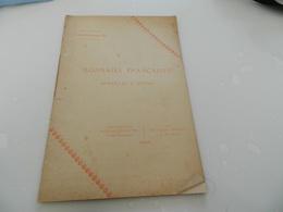 Monnaies  Françaises  25 Novembre 1901  Rue  Drouot   Vente  Aux Encheres   Publiques - Boeken & Software