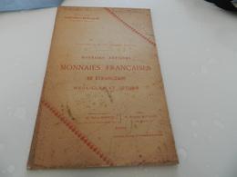 Monnaies Antiques    3,4,5 Juin  1907  Rue  Drouot   Vente  Aux Encheres   Publiques - Livres & Logiciels