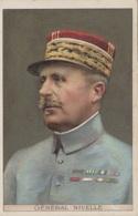 Militaria - Général Nivelle - Chromo Pautauberge - Personnages