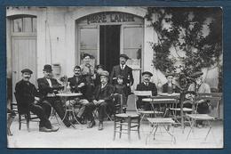 Carte Photo  à Situer - Café Pierre LAPENNE - Photos