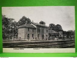 Château-Salins, Bahnhof. Feldpost - Chateau Salins