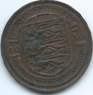 Jersey - George V - 1926 - 1/24th Shilling - KM13 - Jersey