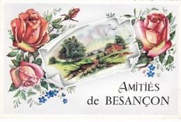 BESANCON - (25)  -  CPA ORIGINALE. - Besancon