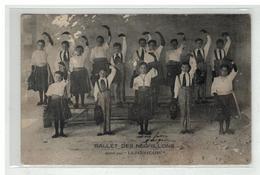 16 JARNAC BALLET DES NEGRILLONS DANSE PAR LA JACARNAISE - Jarnac