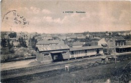 Belgique - Virton - Panorama Intérieur De La Gare - Virton