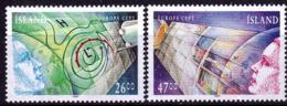 Islande - Europa CEPT 1991 - Yvert Nr. 695/696 - Michel Nr. 742/743 ** - 1991