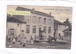 CPA :  14 X 9  - MAIZIERES -les-TOUL.  -  Place De La Mairie - Altri Comuni