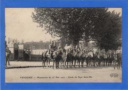 41 LOIR ET CHER - VENDOME Manoeuvres Du 25 Mai 1907, Garde Du Pont Saint-Bié (voir Descriptif) - Vendome