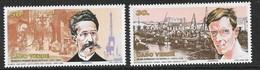 CABO VERDE 1999 PHILEXFRANCE'99  -  ROBERTO DUARTE SILVA  - CHEMIST - ALAIN GERBAULT NAVIGATEUR SOLITAIRE - Kap Verde