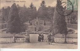 ITALIA - VARESE - Leggi Testo, Animata, Viag. 1910 - 2020-A-45 - Varese