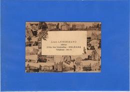 45 LOIRET - Carte De Visite De L'éditeur Louis Lenormand (voir Descriptif) - Zonder Classificatie