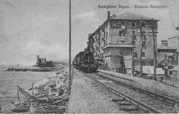 Genova - Cornigliano Stazione Ferroviaria - Genova (Genoa)