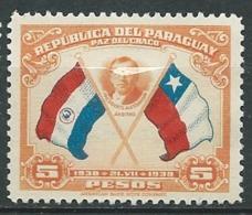 Paraguay  --   Yvert N° 379  **      -  Ai 28909 - Paraguay