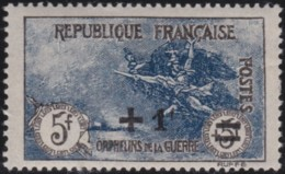 France    .   Yvert   .   169a   (2 Scans)     .   *   .   Neuf Avec Gomme Et Charniere    .   /   .  Mint-hinged - Unused Stamps