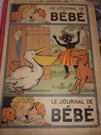 Le Journal De BEBE Deuxieme Demestre 1935 Relié - Other