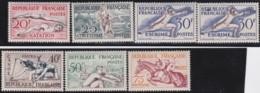 France    .   Yvert   .   960/965     .   *   .   Neuf Avec Gomme Et Charniere    .   /   .  Mint-hinged - Ongebruikt