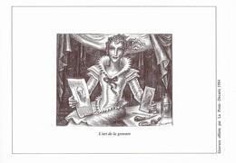 L' Art De La Gravure DECARIS   (la Poste) - Gravures