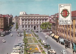 España Nº 1698 En Tarjeta - Maximum Cards