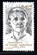 N° 3544 - 2003 - Used Stamps