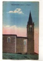 38  FRONTONAS L'Eglise - France
