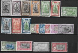 ⭐ Inde - YT N° 85 à 104 ** - Neuf Sans Charnière - 1929 ⭐ - Ungebraucht