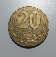 Albania  20 Leke 2000 - Albania